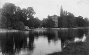 Bisham, All Saints Church 1901