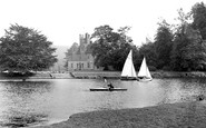 Bisham, National Recreational Centre 1953
