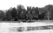 Bisham, The Abbey 1893
