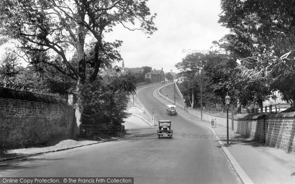 Bishop Auckland, Durham Road 1929