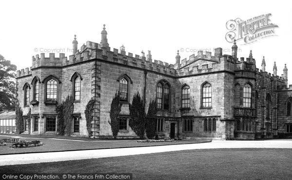 Bishop Auckland, The Castle 1892