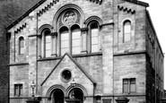 Bishop Auckland, Wesleyan Chapel 1898