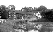 Bishop Burton, The Pond c.1955