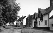 Bishop Burton, The Village c.1955