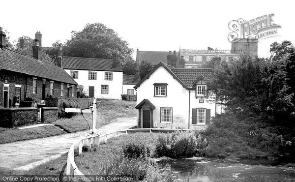 Bishop Burton, The Village Corner c.1960