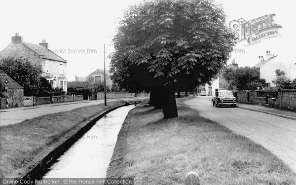 Bishop Monkton, Main Street c.1960