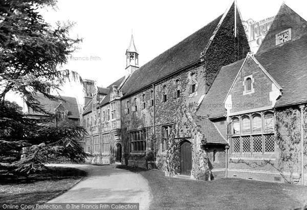 Bishop's Stortford, Hockerill Training College 1922