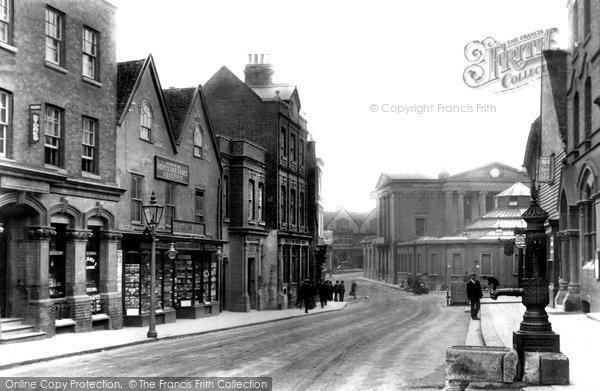 Bishop's Stortford, North Street 1909