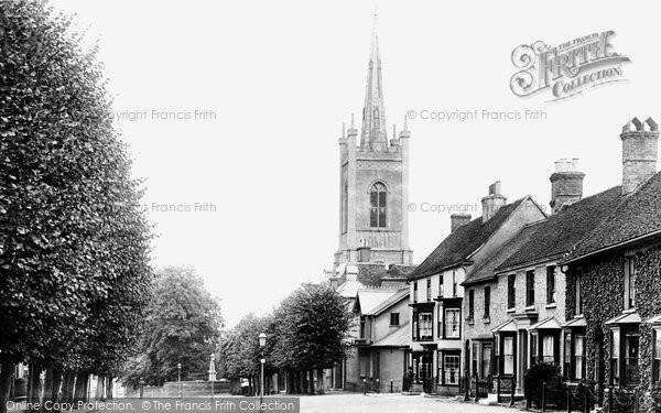 Bishop's Stortford, Windhill 1899