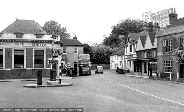 Bishop's Waltham, c.1955