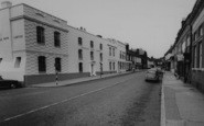 Bishop's Waltham, The High Street c.1960