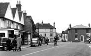 Bishop's Waltham, The Square c.1955