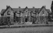 Bishop's Waltham, The White Fathers Priory c.1955