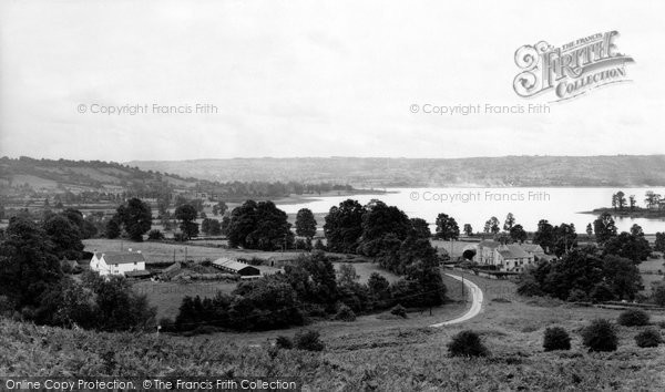 Bishop Sutton, Chew Valley Lake c.1960