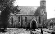 Bishop Sutton, Holy Trinity Church c1965