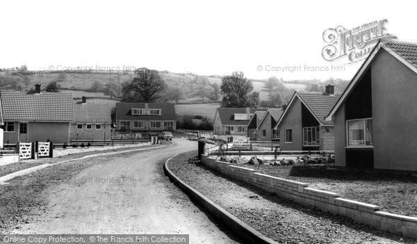 Bishop Sutton, Lake View Estate c.1965