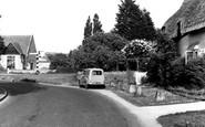 Bishops Cleeve, Stoke Road c.1960