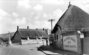 Bishops Cleeve, The Village c.1960
