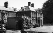 Bishops Lydeard, Bishops Lydeard House c.1955