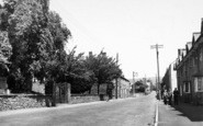 Bishops Lydeard, Church Street c.1960