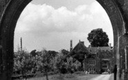 Bishops Lydeard, Cothelstone Manor c.1960
