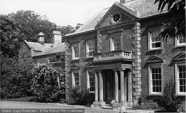 Bishops Lydeard, Lydeard House c.1955
