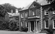 Bishops Lydeard, Lydeard House c.1960