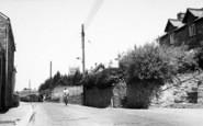Bishops Lydeard, Mount Street c.1960