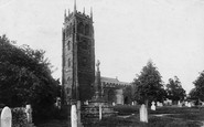 Bishops Lydeard, St Mary's Church 1906