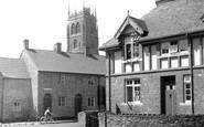 Bishops Lydeard, West Street c.1955