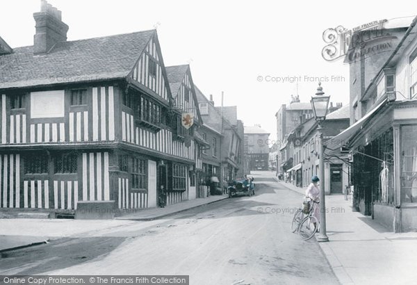 Bishops Stortford, Bridge Street 1922