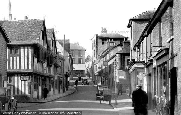 Bishops Stortford, Bridge Street 1934