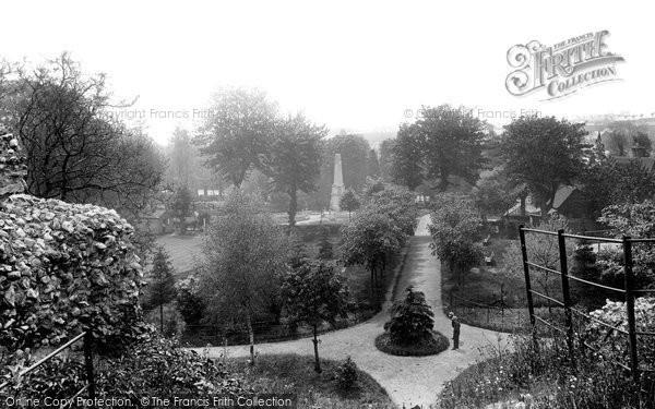 Bishops Stortford, Castle Gardens 1922