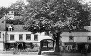 Bishops Stortford, Chantry Gate 1899