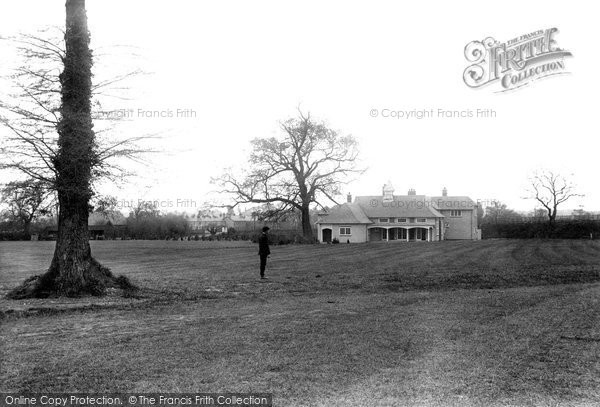 Bishops Stortford, Golf Club House 1909
