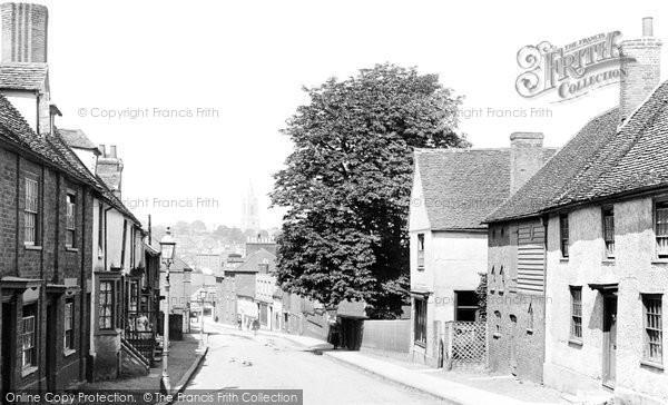 Bishops Stortford, Hockerill Street 1899