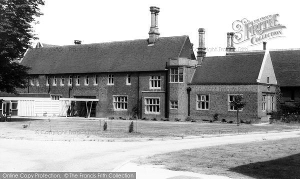 Bishops Stortford, Hockerill Teacher Training College c.1960