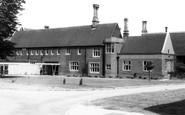 Bishops Stortford, Hockerill Teacher Training College c.1960