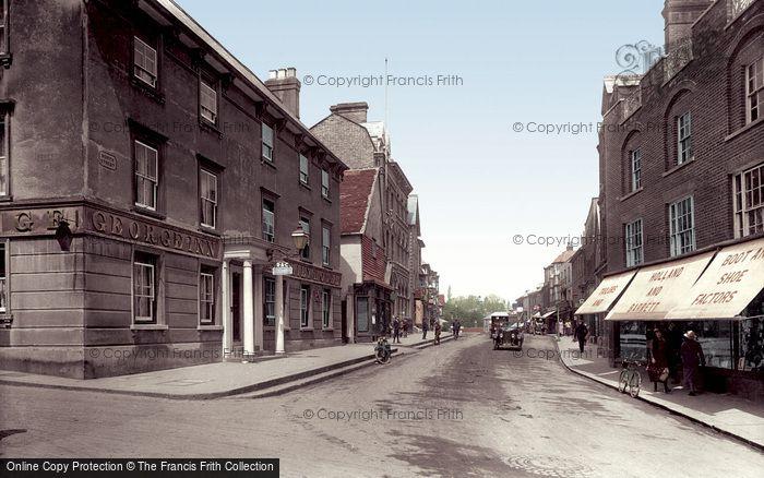 Bishops Stortford, North Street 1922