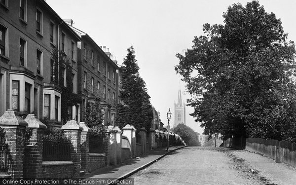 Bishops Stortford, Portland Road 1899