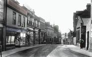 Bishops Stortford, Potter Street 1903