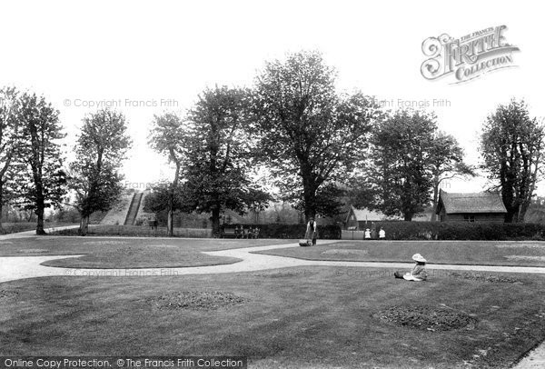 Bishops Stortford, Recreation Ground 1909
