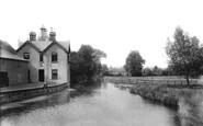 Bishops Stortford, River Stort 1903