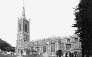 Bishops Stortford, St Michael's Church 1899