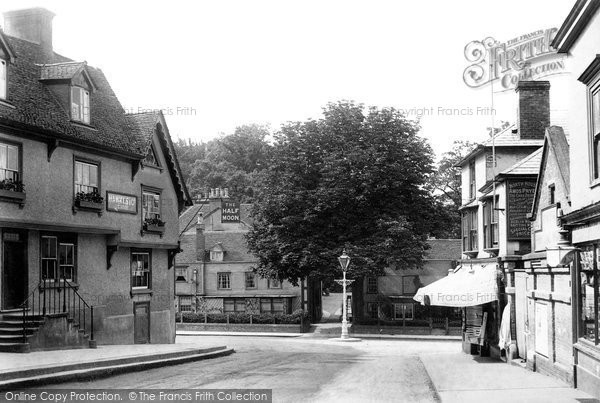 Bishops Stortford, The Chantry 1903