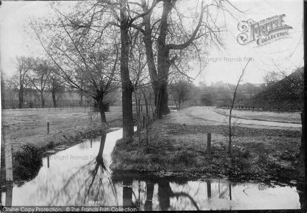 Bishops Stortford, The Recreation Ground 1909