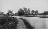 Bishops Stortford, The River Stort 1903