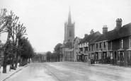 Bishops Stortford, Windhill 1909