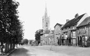 Bishops Stortford, Windhill 1922