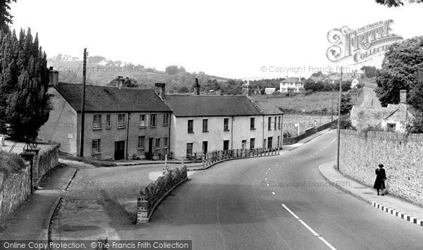 Bishops Tawton, Barnstaple Road c.1955